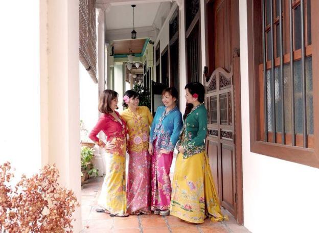 马来西亚民族传统, 马来西亚传统文化, 马来西亚传统服装